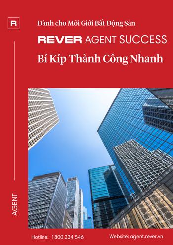 Chương trình Rever Agent Success - Bí kíp thành công nhanh cho môi giới Bất động sản