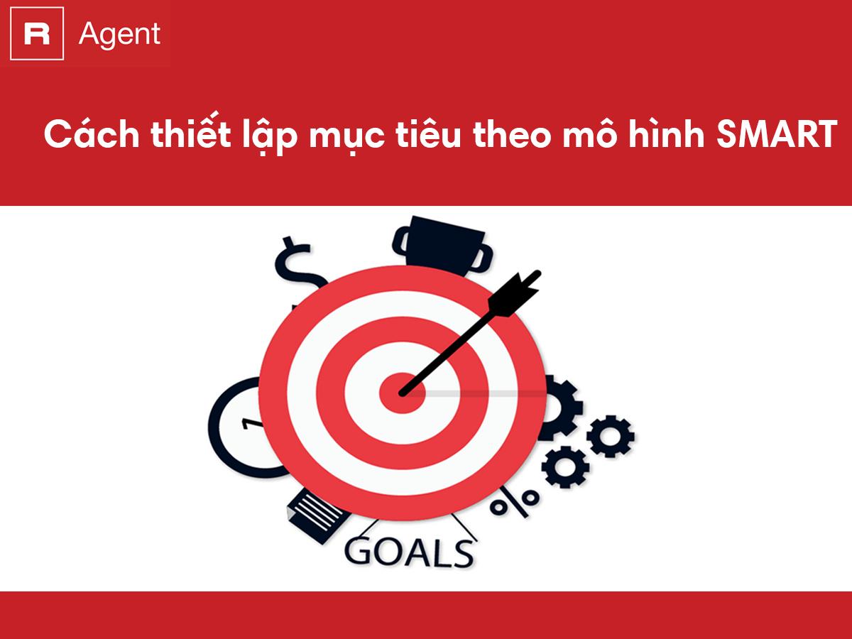 Cách thiết lập mục tiêu theo mô hình SMART