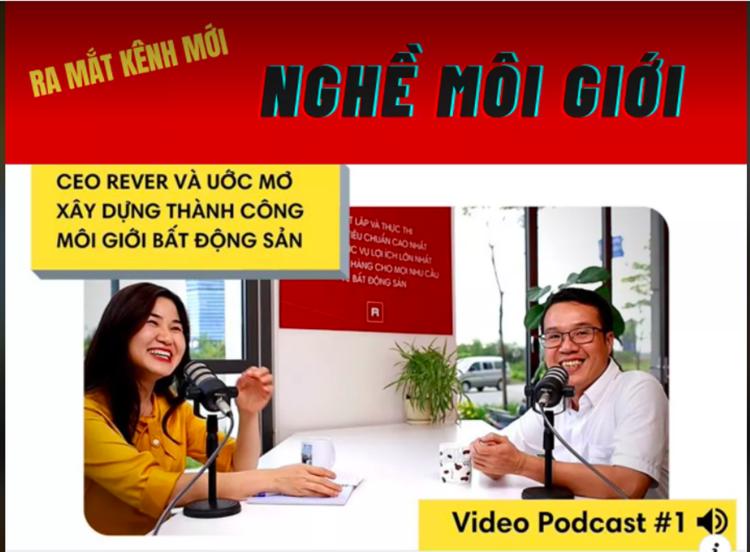 Từ bỏ đỉnh cao Zalo, CEO Rever ước mơ mang đến thành công cho Môi giới Bất Động Sản